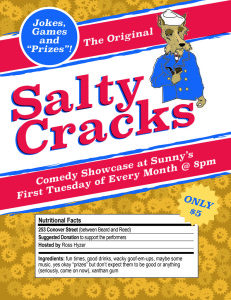 Salty Cracks 2015 Poster Cropped